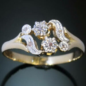 affordable antique ring
