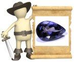 about benitoite gemstones