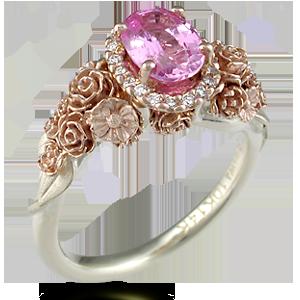 krikawa designer engagement ring