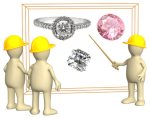 diamond simulant synthetics