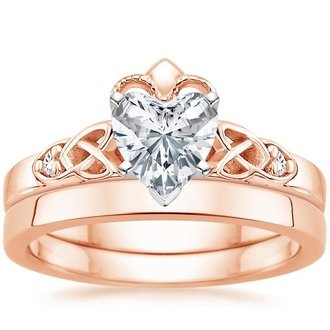 Rose Gold Engagement Rings and Wedding Bands The Handy Guide Before