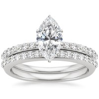 marquise diamond rings