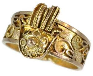 georgian jewelry characteristics