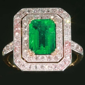 Emerald Engagement Rings and Wedding Bands The Handy Guide Before