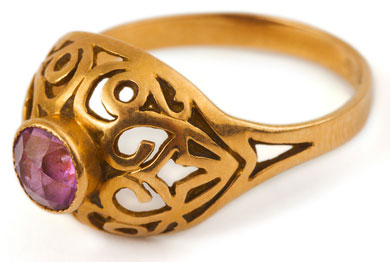 about Georgian rings