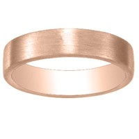 rose gold engagement rings and wedding bands the handy guide before you buy - Mens Rose Gold Wedding Rings