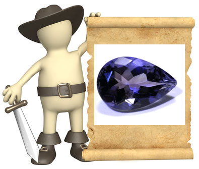 about benitoite gemstones