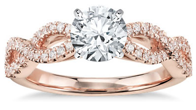 Rose Gold Engagement Rings And Wedding Bands The Handy Guide Before You Buy