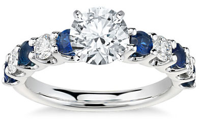 Sapphire Wedding Rings The Handy Guide Before You Buy