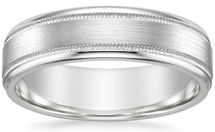 Palladium Wedding Bands and Engagement Rings A Handy Guide Before