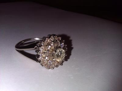 Used Wedding Rings.Confused Is This An Art Deco Ring Can It Be Used As An Engagement