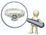 about diamond wedding rings