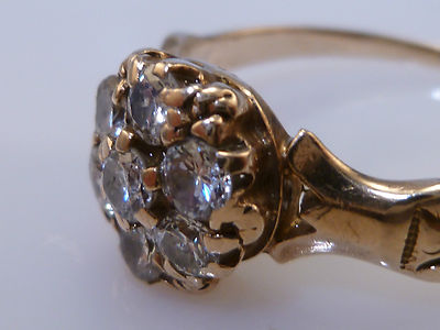 Do you Think This is an Authentic Antique Victorian Wedding Ring