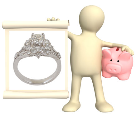 engagement rings under 1000 dollars