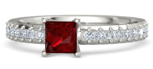 Ruby Engagement Rings and Wedding Bands: The Handy Guide