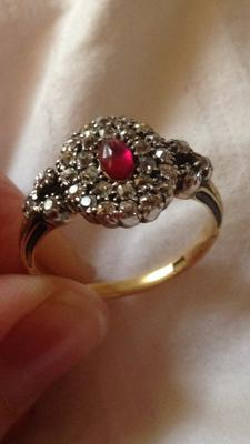 Possible Georgian Ring?