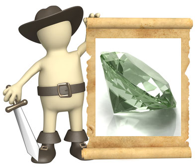 hiddenite gems