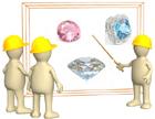 lab created diamond guide