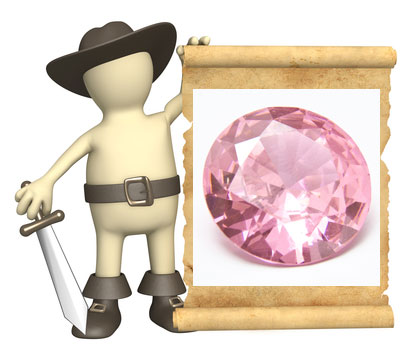 about morganite rings
