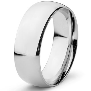 8be8fbf17 Stainless Steel Wedding Bands: The Handy Guide Before You Buy