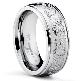65dc5e8a47 Stainless Steel Wedding Bands: The Handy Guide Before You Buy