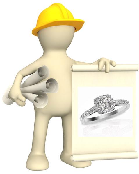 about palladium wedding bands