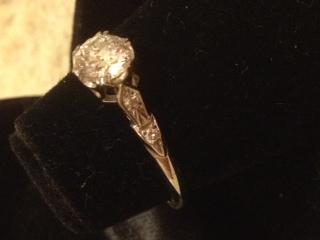 Art Deco Ring?