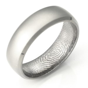 Another Jewelry Company That Creates Handmade Fingerprint Wedding Rings Is Brilliant Earth Through Be S Custom Design Ring Program Can Choose