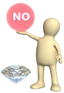non conflict diamonds