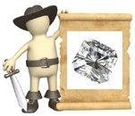 danburite gems and rings