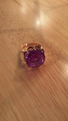 Possible Alexandrite Ring?