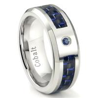 Cobalt wedding bands pros and cons