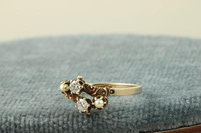 Victorian ring?